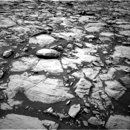 Nasa's Mars rover Curiosity acquired this image using its Right Navigation Camera on Sol 1468, at drive 3080, site number 57
