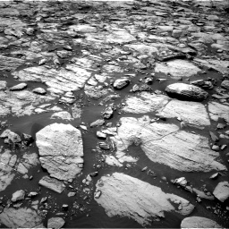 Nasa's Mars rover Curiosity acquired this image using its Right Navigation Camera on Sol 1468, at drive 3086, site number 57
