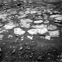 Nasa's Mars rover Curiosity acquired this image using its Right Navigation Camera on Sol 1468, at drive 3176, site number 57