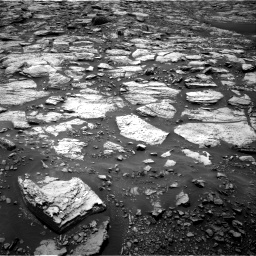 Nasa's Mars rover Curiosity acquired this image using its Right Navigation Camera on Sol 1468, at drive 3182, site number 57