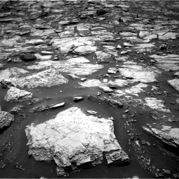 Nasa's Mars rover Curiosity acquired this image using its Right Navigation Camera on Sol 1468, at drive 3194, site number 57