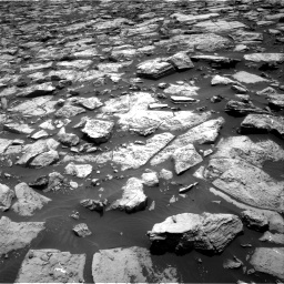 Nasa's Mars rover Curiosity acquired this image using its Right Navigation Camera on Sol 1468, at drive 3260, site number 57