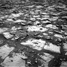 Nasa's Mars rover Curiosity acquired this image using its Right Navigation Camera on Sol 1468, at drive 3284, site number 57
