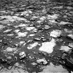 Nasa's Mars rover Curiosity acquired this image using its Right Navigation Camera on Sol 1468, at drive 3302, site number 57