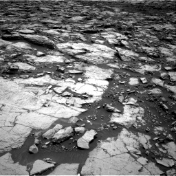 Nasa's Mars rover Curiosity acquired this image using its Right Navigation Camera on Sol 1468, at drive 3326, site number 57