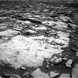Nasa's Mars rover Curiosity acquired this image using its Right Navigation Camera on Sol 1468, at drive 3332, site number 57