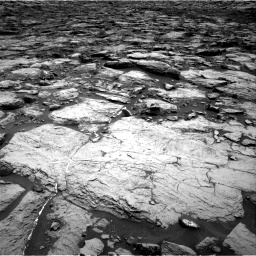 Nasa's Mars rover Curiosity acquired this image using its Right Navigation Camera on Sol 1468, at drive 3338, site number 57