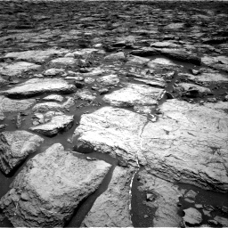 Nasa's Mars rover Curiosity acquired this image using its Right Navigation Camera on Sol 1468, at drive 3344, site number 57