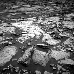 Nasa's Mars rover Curiosity acquired this image using its Right Navigation Camera on Sol 1468, at drive 3386, site number 57