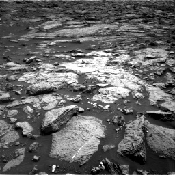 Nasa's Mars rover Curiosity acquired this image using its Right Navigation Camera on Sol 1468, at drive 3392, site number 57