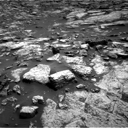Nasa's Mars rover Curiosity acquired this image using its Right Navigation Camera on Sol 1468, at drive 3422, site number 57