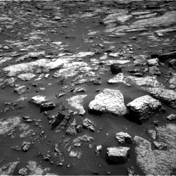 Nasa's Mars rover Curiosity acquired this image using its Right Navigation Camera on Sol 1468, at drive 3428, site number 57