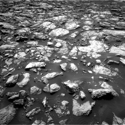 Nasa's Mars rover Curiosity acquired this image using its Left Navigation Camera on Sol 1469, at drive 84, site number 58