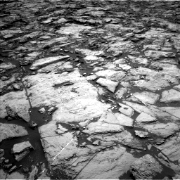 Nasa's Mars rover Curiosity acquired this image using its Left Navigation Camera on Sol 1469, at drive 192, site number 58