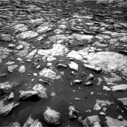 Nasa's Mars rover Curiosity acquired this image using its Right Navigation Camera on Sol 1469, at drive 78, site number 58