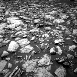 Nasa's Mars rover Curiosity acquired this image using its Right Navigation Camera on Sol 1469, at drive 96, site number 58