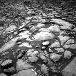 Nasa's Mars rover Curiosity acquired this image using its Right Navigation Camera on Sol 1469, at drive 114, site number 58