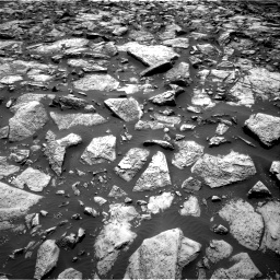 Nasa's Mars rover Curiosity acquired this image using its Right Navigation Camera on Sol 1469, at drive 138, site number 58
