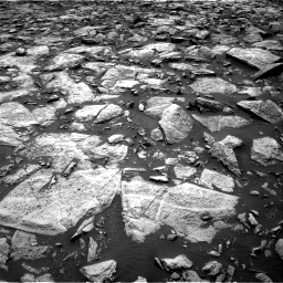 Nasa's Mars rover Curiosity acquired this image using its Right Navigation Camera on Sol 1469, at drive 150, site number 58
