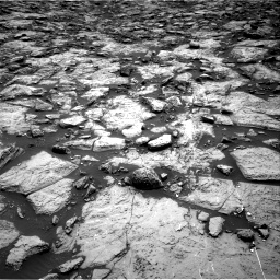Nasa's Mars rover Curiosity acquired this image using its Right Navigation Camera on Sol 1469, at drive 174, site number 58