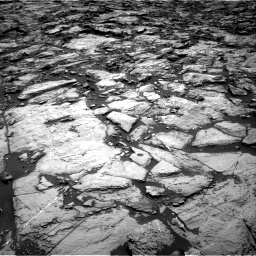 Nasa's Mars rover Curiosity acquired this image using its Right Navigation Camera on Sol 1469, at drive 192, site number 58