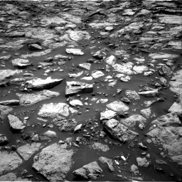 Nasa's Mars rover Curiosity acquired this image using its Right Navigation Camera on Sol 1469, at drive 228, site number 58