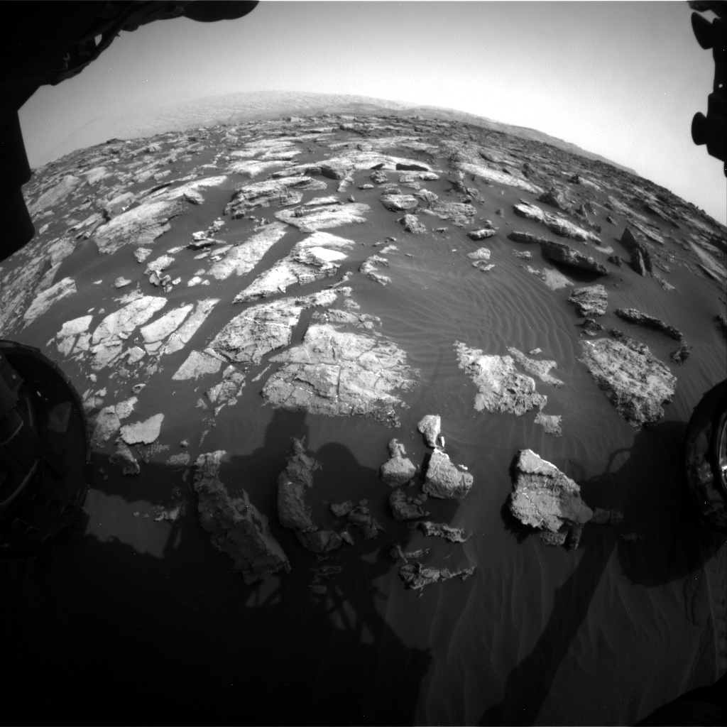 read the article 'Curiosity Update: On To Next Drilling Location'