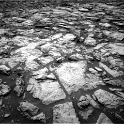 Nasa's Mars rover Curiosity acquired this image using its Right Navigation Camera on Sol 1471, at drive 276, site number 58