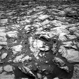 Nasa's Mars rover Curiosity acquired this image using its Right Navigation Camera on Sol 1471, at drive 288, site number 58