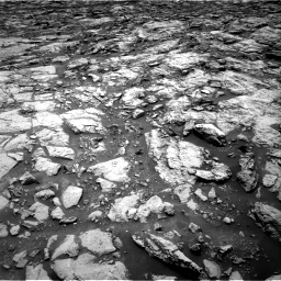 Nasa's Mars rover Curiosity acquired this image using its Right Navigation Camera on Sol 1471, at drive 294, site number 58