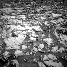 Nasa's Mars rover Curiosity acquired this image using its Right Navigation Camera on Sol 1471, at drive 312, site number 58
