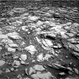 Nasa's Mars rover Curiosity acquired this image using its Right Navigation Camera on Sol 1471, at drive 324, site number 58