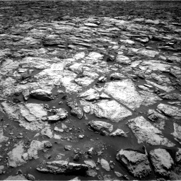 Nasa's Mars rover Curiosity acquired this image using its Right Navigation Camera on Sol 1471, at drive 330, site number 58