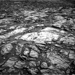 Nasa's Mars rover Curiosity acquired this image using its Right Navigation Camera on Sol 1471, at drive 366, site number 58