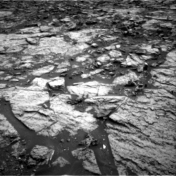 Nasa's Mars rover Curiosity acquired this image using its Right Navigation Camera on Sol 1471, at drive 390, site number 58