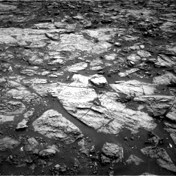 Nasa's Mars rover Curiosity acquired this image using its Right Navigation Camera on Sol 1471, at drive 396, site number 58