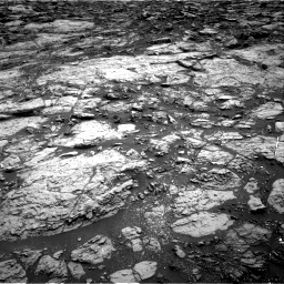 Nasa's Mars rover Curiosity acquired this image using its Right Navigation Camera on Sol 1471, at drive 408, site number 58