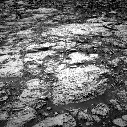 Nasa's Mars rover Curiosity acquired this image using its Right Navigation Camera on Sol 1471, at drive 414, site number 58