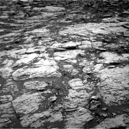 Nasa's Mars rover Curiosity acquired this image using its Right Navigation Camera on Sol 1471, at drive 420, site number 58