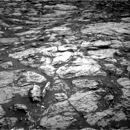 Nasa's Mars rover Curiosity acquired this image using its Right Navigation Camera on Sol 1471, at drive 426, site number 58