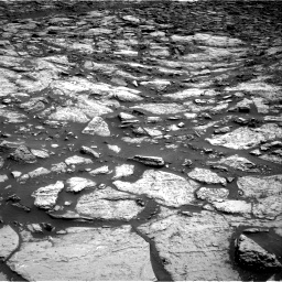 Nasa's Mars rover Curiosity acquired this image using its Right Navigation Camera on Sol 1471, at drive 444, site number 58