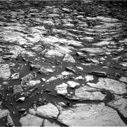 Nasa's Mars rover Curiosity acquired this image using its Right Navigation Camera on Sol 1471, at drive 450, site number 58