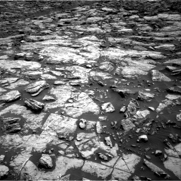 Nasa's Mars rover Curiosity acquired this image using its Right Navigation Camera on Sol 1471, at drive 462, site number 58
