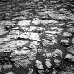Nasa's Mars rover Curiosity acquired this image using its Right Navigation Camera on Sol 1471, at drive 486, site number 58