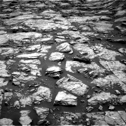 Nasa's Mars rover Curiosity acquired this image using its Right Navigation Camera on Sol 1471, at drive 492, site number 58