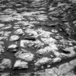 Nasa's Mars rover Curiosity acquired this image using its Right Navigation Camera on Sol 1471, at drive 498, site number 58