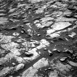 Nasa's Mars rover Curiosity acquired this image using its Right Navigation Camera on Sol 1471, at drive 510, site number 58