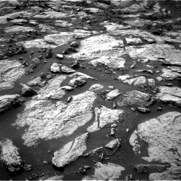 Nasa's Mars rover Curiosity acquired this image using its Right Navigation Camera on Sol 1471, at drive 558, site number 58