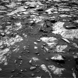 Nasa's Mars rover Curiosity acquired this image using its Right Navigation Camera on Sol 1471, at drive 582, site number 58