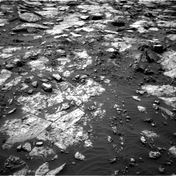 Nasa's Mars rover Curiosity acquired this image using its Right Navigation Camera on Sol 1471, at drive 588, site number 58